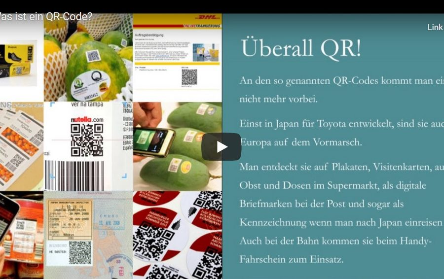 Video – Was ist ein QR-Code?
