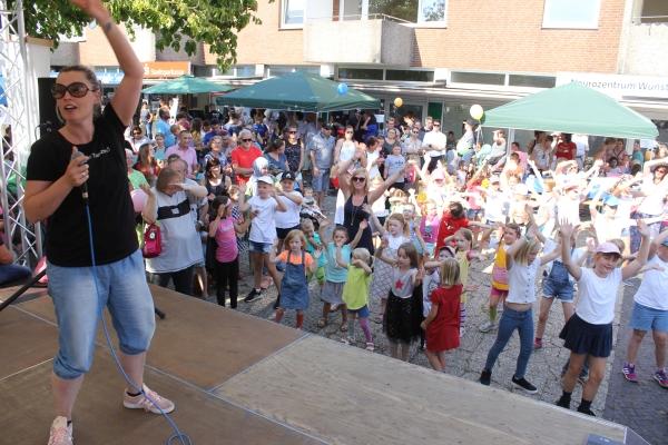 Mehr als 500 Besucher beim Familienfest