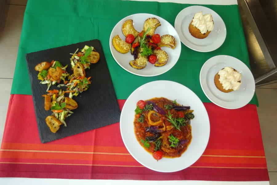 Genuss auf Bestellung: Unser Küchenteam kocht für Sie!