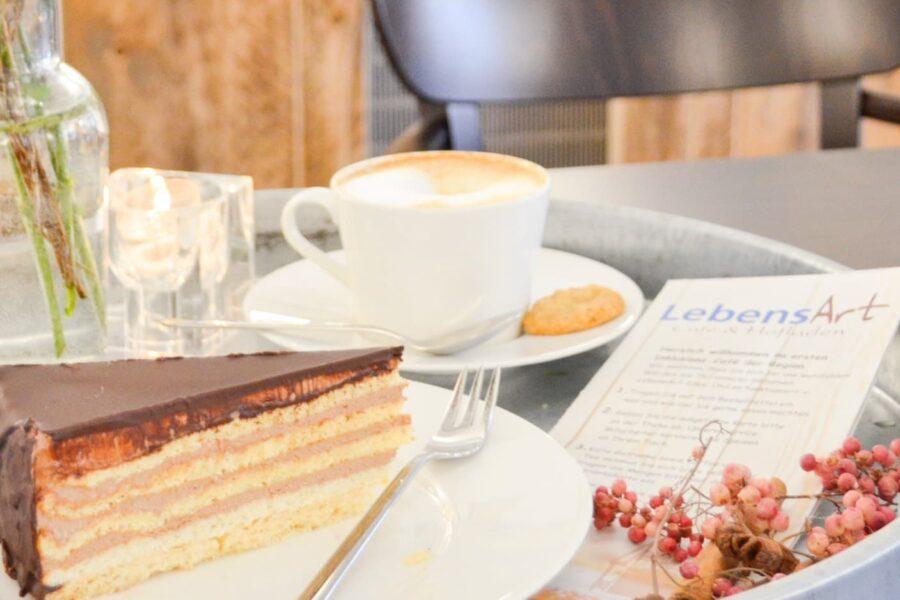 LebensArt: Café und Bio-Hofladen öffnen an zwei Tagen pro Woche