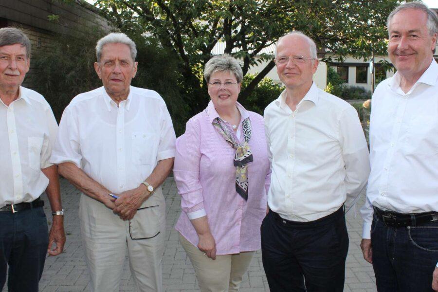 Dr. Max Matthiesen und Cornelia Fricke verstärken Aufsichtsrat