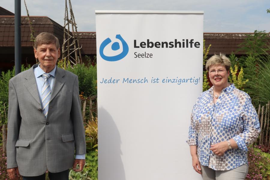 Dieter Heins ist neuer Vorsitzender des Aufsichtsrates der Lebenshilfe Seelze
